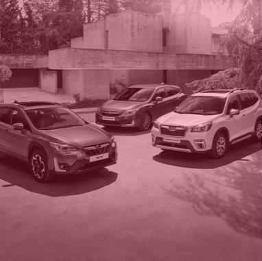 RK People firma una nueva campaña para Subaru